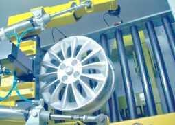 Конвейер CSM.Wheel реального фото система