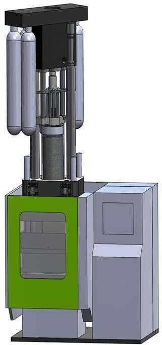 CSM.Cast машина литья магния высоким давлением